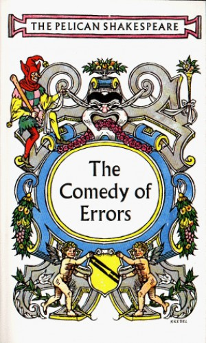 shakespeares comedy of errors The comedy of errors is one of william shakespeare's early plays it is his shortest and one of his most farcical comedies , with a major part of the humour coming from slapstick and mistaken identity, in addition to puns and word play.