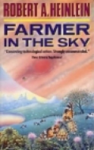 a literary analysis of farmer in the sky by robert a heinlein Farmer in the sky new new book fast shipping.