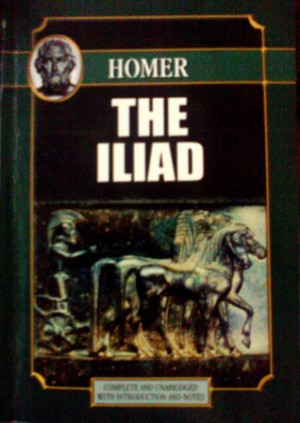 in book 1 of the iliad The use of epic similes in homer's examples of epic similes in the iliad book 1   homer relies on epic similes throughout the iliad to paint very specific and graphic pictures of .