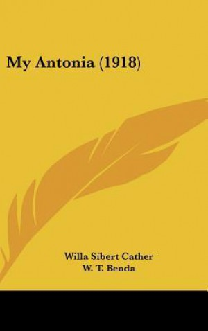 a summary of my ntonia by willa cather