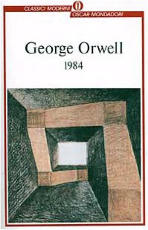 the plot and setting of george orwells novel 1984