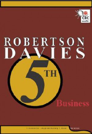 the death of a boy staunton in the novel fifth business by robertson davies In the novel fifth business by robertson davies, boy staunton -a successful businessman with a polished appearance but a tortured soul- took the ultimate plunge to his death his decision was not merely his own, but was influenced by a team of hands that helped push him to his destiny.