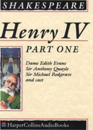 shakespeare henry iv part 1