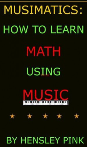 How To Teach Math Using Music Hensley Pink Booklikes Isbn