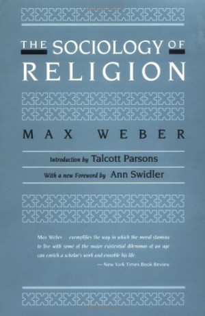 weber theory of religion