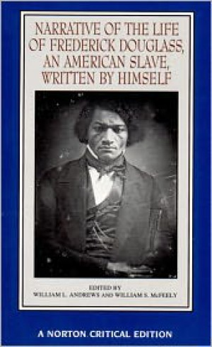 a literary analysis of the autobiography of frederick douglass in the book narrative of the life of  Narrative of the life of frederick douglass, an american slave: written by himself study guide contains a biography of frederick douglass, literature essays, a complete e-text, quiz questions, major themes, characters, and a full summary and analysis.