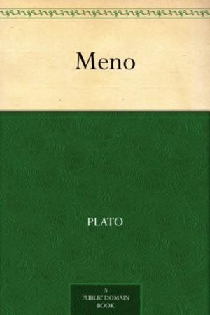 an examination of platos meno
