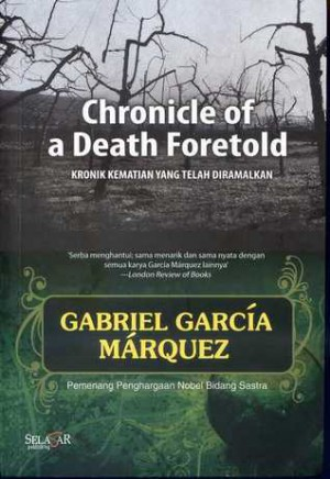 character analysis of chronicle of a death foretold by gabriel garca mrquez A summary of motifs in gabriel garcía márquez's chronicle of a death foretold learn exactly what happened in this chapter, scene, or section of chronicle of a death foretold and what it means perfect for acing essays, tests, and quizzes, as well as for writing lesson plans.
