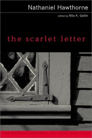 an analysis of nathaniel hawthornes novel the scarlet letter