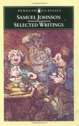 samuel johnson selected essays sparknotes