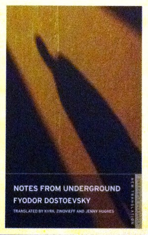 an analysis of the introduction and chapter 1 of part i of notes from underground a novella by fyodo