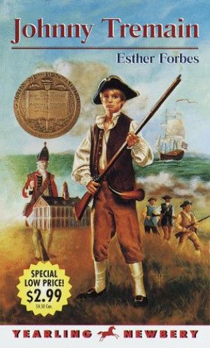 a summary of the book johnny tremain by eshter forbes