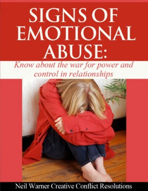 Emotional abuse signs