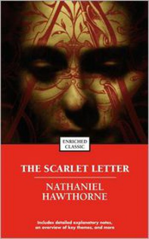 an overview of the imagery in nathaniel hawthorne the scarlet letter