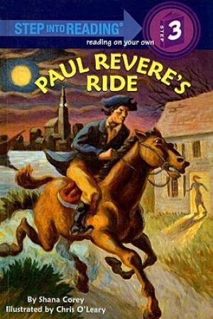 paul revere s true ride