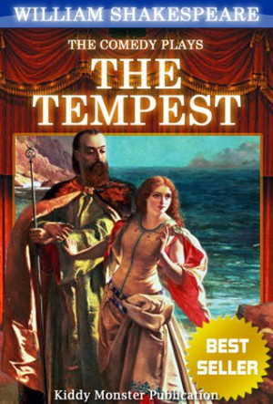 comedy overcoming tragety in the tempest