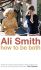 How To Both - Ali Smith