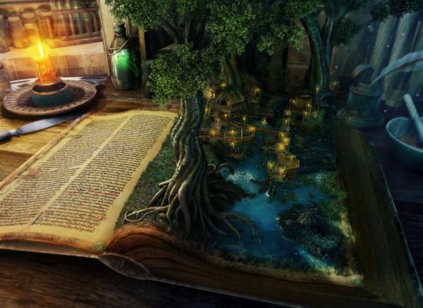 World Book by Alex Serebryakov
