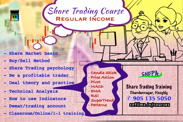 SNFPA Share Trading Course - Admission Open