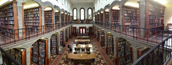 The Most Beautiful Libraries in America