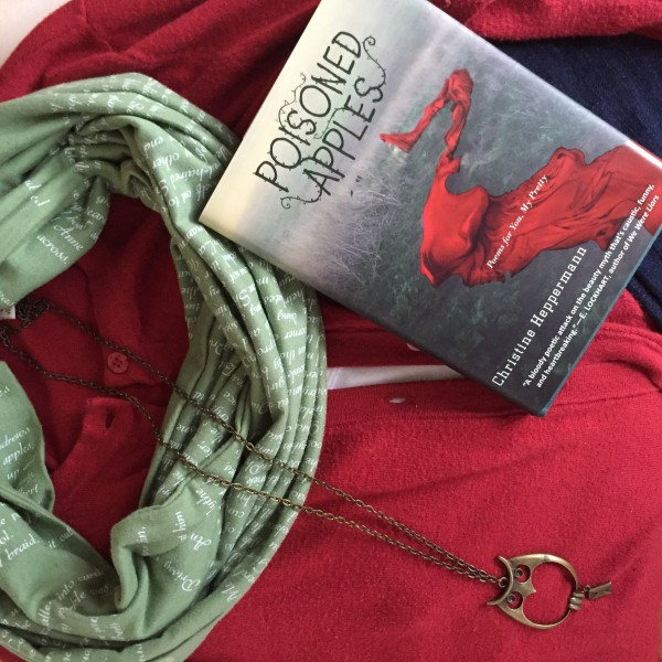 Fall Book Challenge, Day 4: Book & Fall Outfit