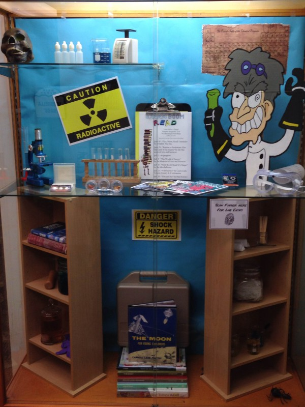 Fizz! Boom! Read! Mad Science Lab