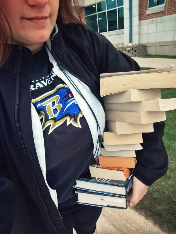 Just another book haul...