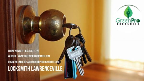 Locksmith in Lawrenceville