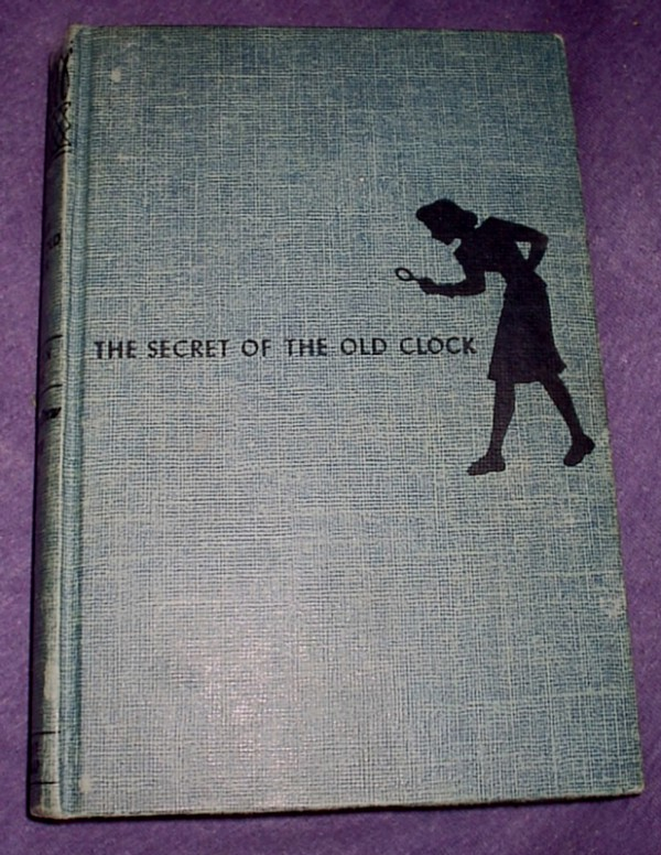 Front cover of Nancy Drew and the Secret of the Old Clock (Nancy Drew #1)