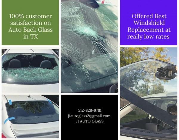 Auto Glass Company in TX