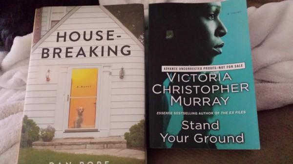 A few of my summer reads