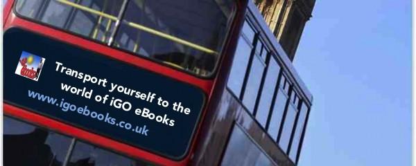 Transport yourselves into the world of iGO eBooks