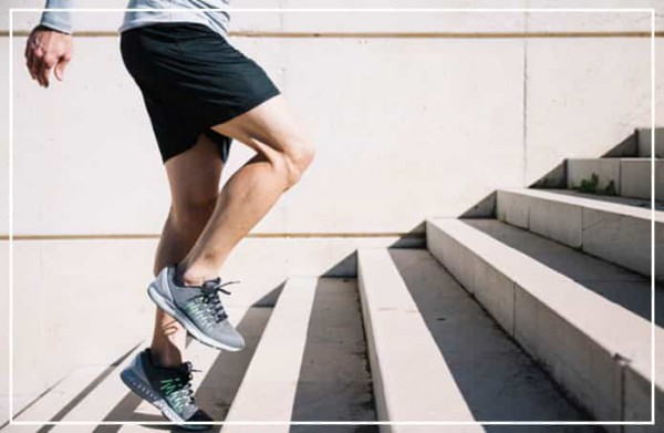 Stair workout can do these exercises easily in short time