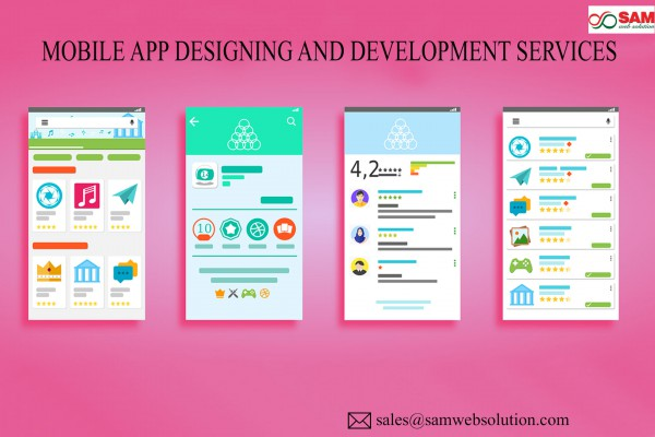 Mobile App Designing and Development Services for Start-Up Business