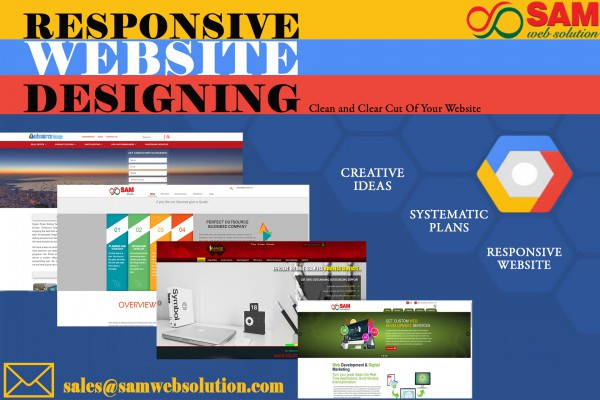 Creative Website Designers | Systematic Web Designing Service Provider