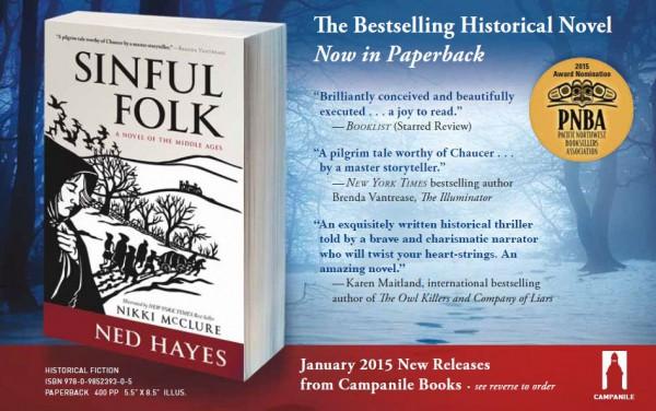 Sinful Folk paperback release