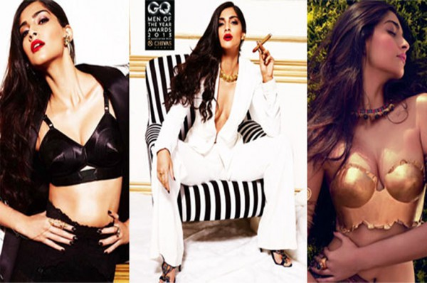 Hot Sonam Kapoor Wallpapers
