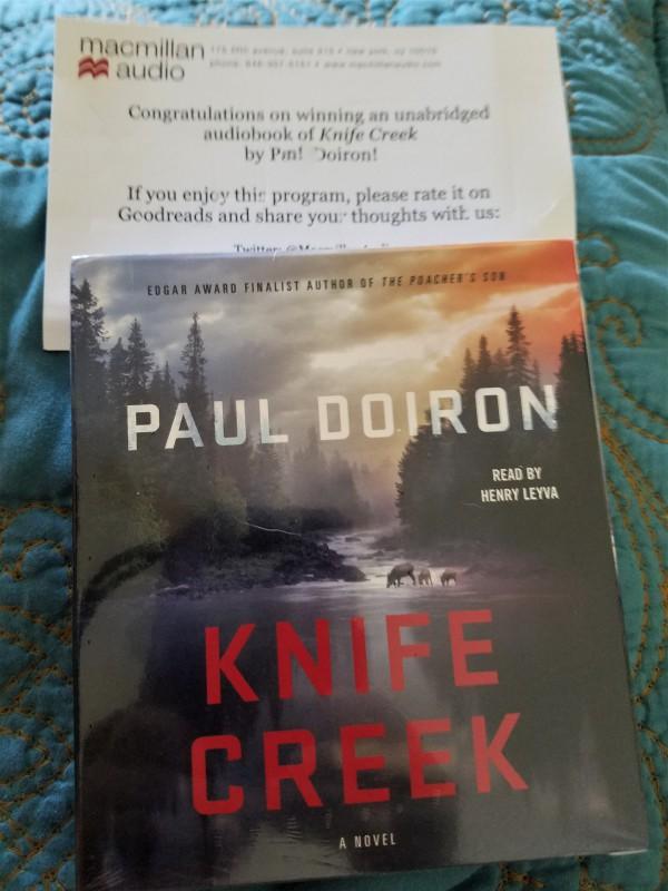 Knife Creek Audiobook