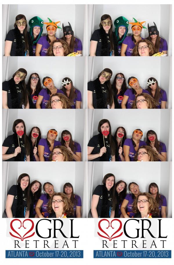 Heather, Gyn, Julie, Trish & Nikyta