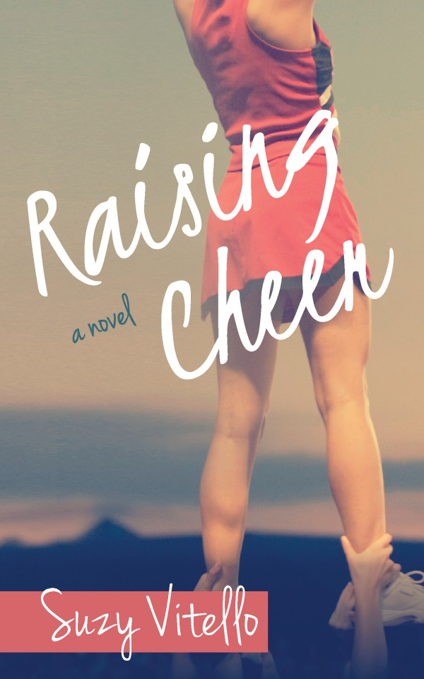 Raising Cheer Cover Reveal