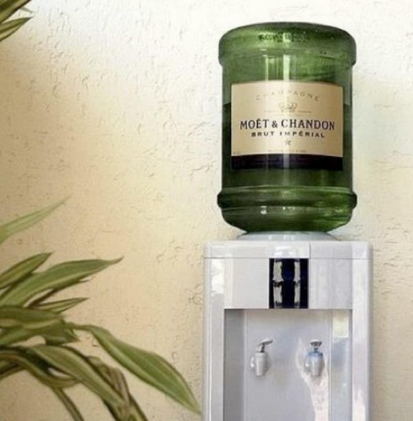 One of these in the office would make those water-cooler moments a lot more interesting