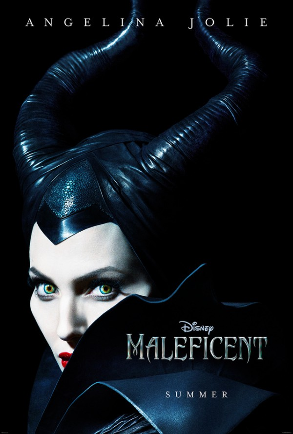 Official teaser poster for Maleficient (05.30.14)