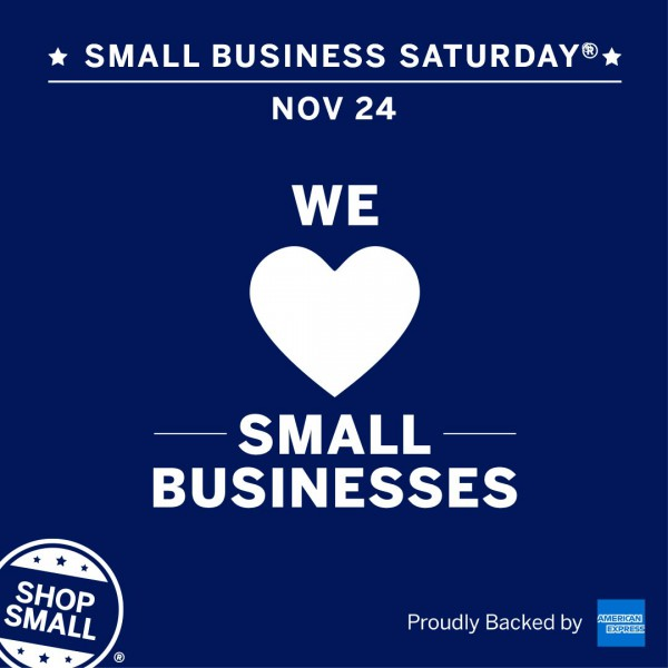 Small Biz Saturday!