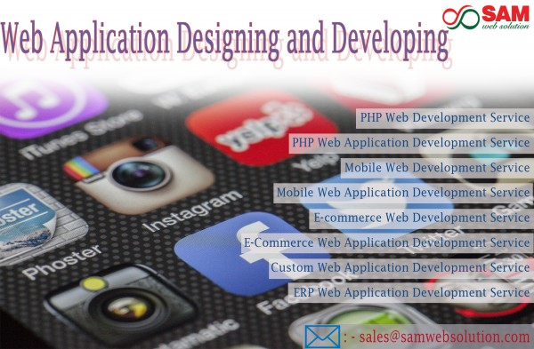 Secured Business App Designing and Development | Web Development Service Provider