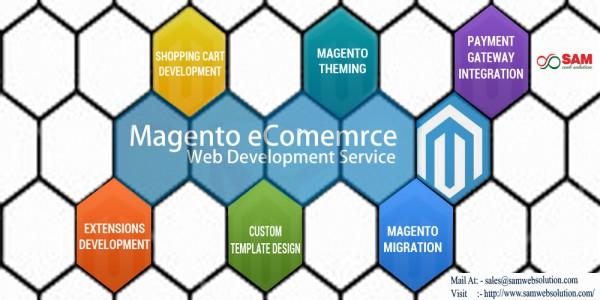 Magento Web Development Service Provider