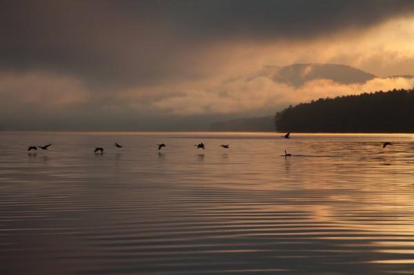 Moore Reservoir, NH