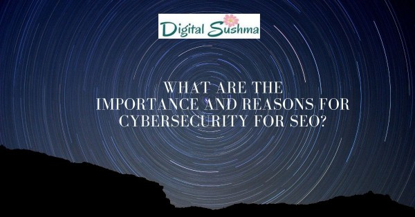 What are the Importance and Reasons for Cybersecurity for SEO?