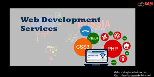 Web Development Service Provider at Low Cost