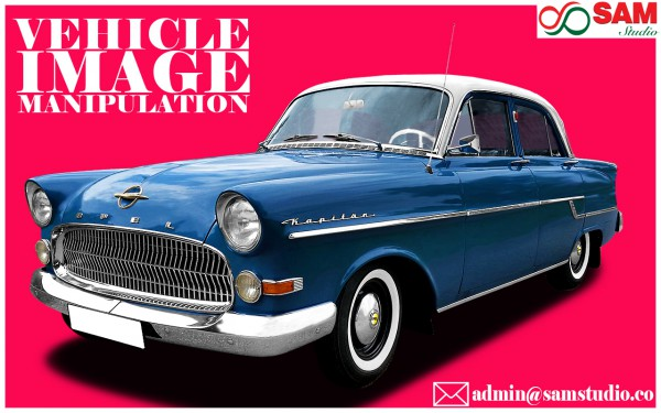 Vehicle Image Manipulation Services
