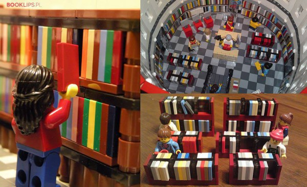 Lego Library - I'm in love :)